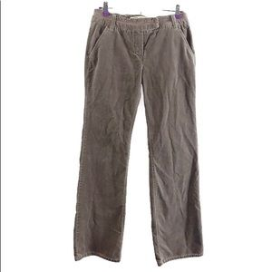 Sitwell X Anthropology Velvet Trousers